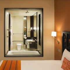 Отель Taj Bentota Resort & Spa Улучшенный номер с различными типами кроватей фото 3