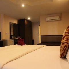 Отель Naiyang Seaview Place 2* Стандартный номер с разными типами кроватей фото 3