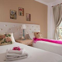 Notos Heights Hotel & Suites 4* Улучшенная студия с различными типами кроватей фото 8