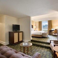 Отель Fairmont Banff Springs 4* Полулюкс с различными типами кроватей фото 2