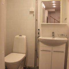 Отель Marina Village Apartment Финляндия, Лаппеэнранта - отзывы, цены и фото номеров - забронировать отель Marina Village Apartment онлайн ванная фото 2