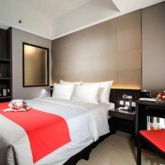 Fashion Hotel Legian 4* Улучшенный номер с различными типами кроватей фото 2