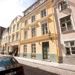 Отель Pikk 49 Residence 5* Улучшенные апартаменты с различными типами кроватей фото 16