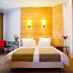Гостевой дом Резиденция Парк Шале Номер Комфорт с двуспальной кроватью фото 5