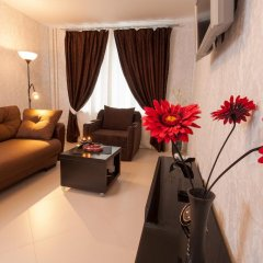 Апартаменты на М.Планерная комната для гостей фото 4