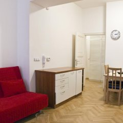 Отель Ai Quattro Angeli 3* Апартаменты с различными типами кроватей фото 14