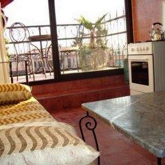 Отель Residence Miramare Marrakech 2* Студия с различными типами кроватей фото 24