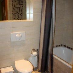Отель Guesthouse Ameda Литва, Вильнюс - отзывы, цены и фото номеров - забронировать отель Guesthouse Ameda онлайн ванная фото 2