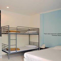 Отель Beds Patong 2* Номер Делюкс разные типы кроватей фото 5