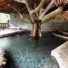 Отель Rancho Margot S.A. бассейн