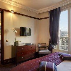 Отель Hôtel Pont Royal 5* Улучшенный номер с различными типами кроватей фото 5