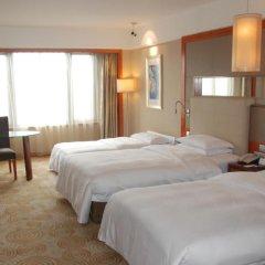 Prime Hotel Beijing Wangfujing 4* Стандартный семейный номер с двуспальной кроватью