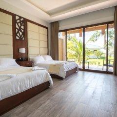 Paraiso Rainforest and Beach Hotel 3* Стандартный номер с двуспальной кроватью