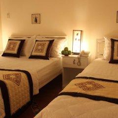 Legend Saigon Hotel Номер Делюкс с различными типами кроватей фото 2