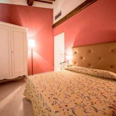 Отель Albergo La Foresteria Синалунга комната для гостей