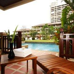 Отель The Heritage Pattaya Beach Resort 4* Номер Делюкс с различными типами кроватей фото 5