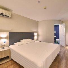 Отель Hanting Hotel Shenzhen Zhuzilin Китай, Шэньчжэнь - отзывы, цены и фото номеров - забронировать отель Hanting Hotel Shenzhen Zhuzilin онлайн комната для гостей фото 2