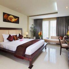 Dong Du Hotel 3* Представительский номер с различными типами кроватей фото 3