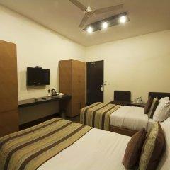Hotel Good Palace 3* Номер Делюкс с различными типами кроватей фото 4