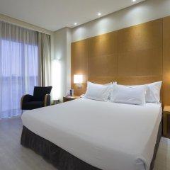Hotel Silken Puerta Madrid 4* Стандартный номер с двуспальной кроватью фото 2