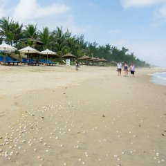 Отель Shadyside Хойан пляж