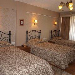 Hotel Nezih Istanbul комната для гостей фото 5
