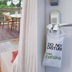 COCO-MAT Hotel Nafsika 3* Улучшенный номер с двуспальной кроватью фото 3