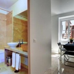 Отель Se de Lisboa I ванная