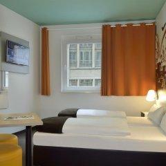 Отель B&B Hotel Leipzig-City Германия, Лейпциг - отзывы, цены и фото номеров - забронировать отель B&B Hotel Leipzig-City онлайн комната для гостей фото 3