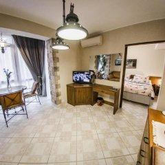 Гостевой дом Клаб Маринн Люкс с разными типами кроватей фото 13