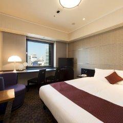 Hotel Villa Fontaine Tokyo-Shiodome 3* Улучшенный номер с различными типами кроватей фото 7
