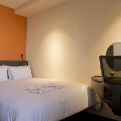 Отель the b tokyo akasaka-mitsuke 3* Улучшенный номер с различными типами кроватей фото 6
