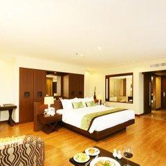 Отель The Heritage Pattaya Beach Resort 4* Стандартный номер с различными типами кроватей фото 3