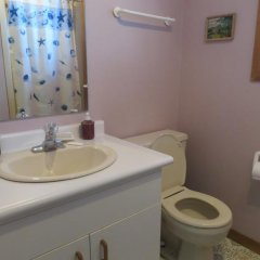 Отель Bowering Guest House ванная фото 2