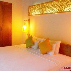 Отель Hoi An Chic 3* Семейный люкс с двуспальной кроватью фото 5