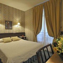 Отель Hôtel Clément 2* Стандартный номер с различными типами кроватей