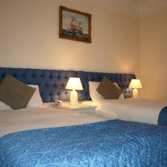 Langfords Hotel 3* Стандартный номер с различными типами кроватей