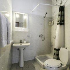 Отель Evdokia Hotel Греция, Родос - отзывы, цены и фото номеров - забронировать отель Evdokia Hotel онлайн ванная фото 2