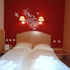 Hotel Atlantis 2* Стандартный номер с различными типами кроватей фото 2