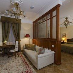 Руссо Балт Отель 5* Люкс с различными типами кроватей