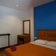 Отель N.D. Place Lanta 2* Стандартный номер с различными типами кроватей фото 37