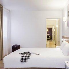 Отель Aparthotel Adagio access Paris Clichy 3* Апартаменты с различными типами кроватей фото 2
