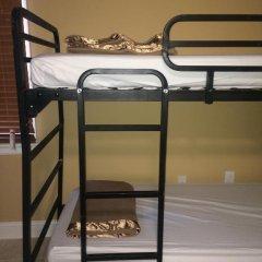 DC International Hostel 1 Кровать в общем номере с двухъярусной кроватью фото 8
