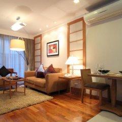 Апартаменты Montara Executive Serviced Apartment удобства в номере