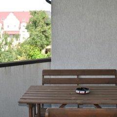 Гостевой дом На Каштановой балкон
