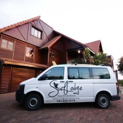 Отель Surf Lodge South Africa городской автобус