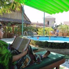 Отель Jardin De Mai Hoi An Вьетнам, Хойан - отзывы, цены и фото номеров - забронировать отель Jardin De Mai Hoi An онлайн бассейн фото 2