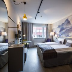 Отель Scandic Bodø 3* Стандартный номер с различными типами кроватей