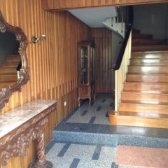 Отель SevenHouse фитнесс-зал