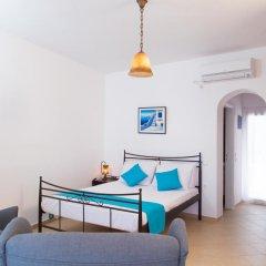 Отель Aelia Suites Греция, Остров Санторини - отзывы, цены и фото номеров - забронировать отель Aelia Suites онлайн комната для гостей фото 4